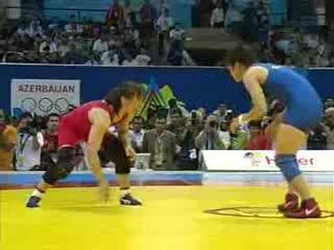 Baku 48kg Final 3-5 MURATA Stephanie (USA) - LI Xi...