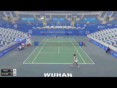 Kumkhum Luksika v Nara Kurumi - 2016 ITF Wuhan