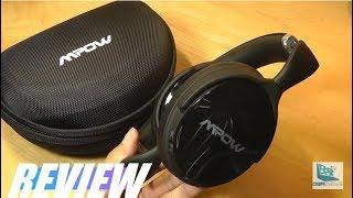 REVIEW: Mpow H5 - ANC Bluetooth Headphones ($50)