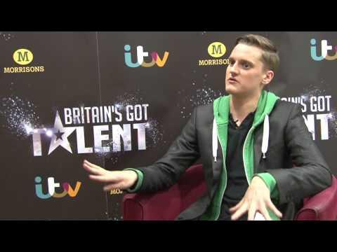Britain's Got Talent 2013: Philip Green  interview