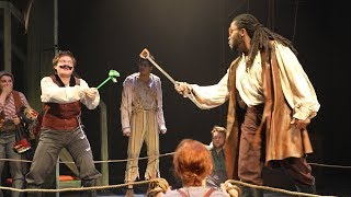 DeSales Act 1 Presents Peter and the Starcatcher