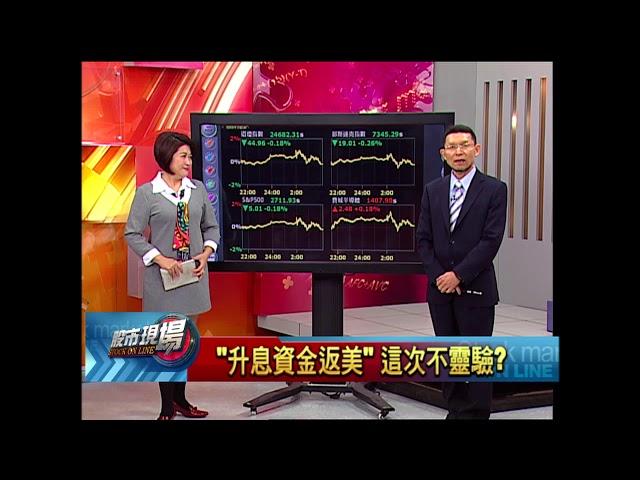 【股市現場-非凡商業台鄭明娟主持】20180322part.1(劉坤錫)