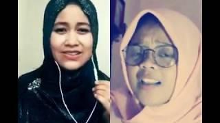 Video Smule Santri Duet Merdu Maut Nawwarti Ayyami suaranya wow bikin jatuh hati download MP3, 3GP, MP4, WEBM, AVI, FLV September 2018