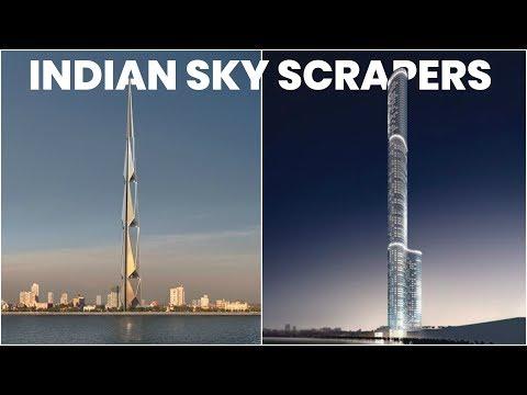 भारत में निर्माणधीन सबसे ऊंची इमारते|| Future Skyscraper/Tallest Buildings In India 2020(Rahasya Tv)