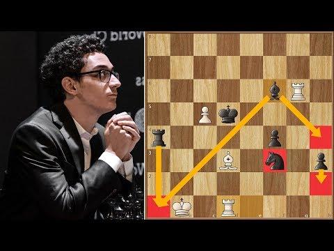 Legendary Fever |  Kramnik vs Caruana | Candidates Tournament 2018.