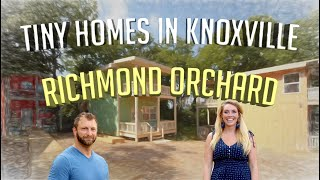 Tiny Homes In Knoxville - Richmond Orchard