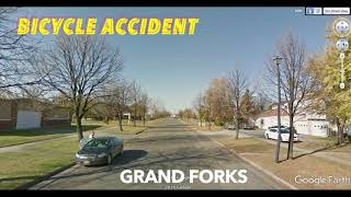UPDATE: Serious Grand Forks Bicycle Accident