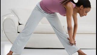 Лечебная гимнастика при остеохондрозе видео(http://bit.ly/1IN08cr - Магнитный корректор осанки в недолгий срок поможет избавить вас от боли в мышцах спины, укрепи..., 2015-01-19T14:34:26.000Z)