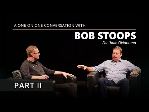 Bob Stoops Interview: Who Is Bob Stoops Anyway? - YouTube