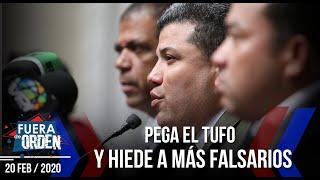 FALSARIOS por todos lados | PROSTIBULARIOS de postín | Fuera de Orden | Daniel Lara Farías | 2 de 2