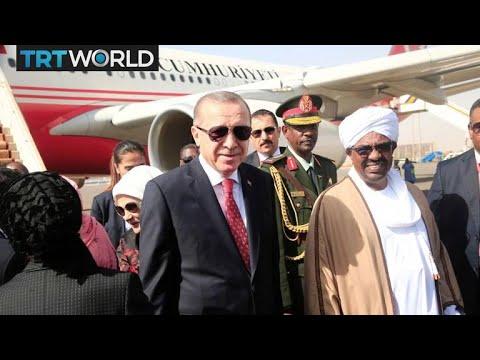 Erdogan's Africa Tour: Turkish president wraps up three day tour