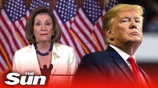 Nancy Pelosi instructs House to draft articles of impeachment against Donald Trump