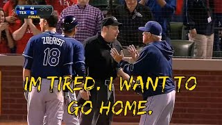 MLB Umpires with an Agenda