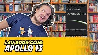 """""""Apollo 13"""" di Jim Lovell e Jeffrey Kluger - Letture Consigliate"""