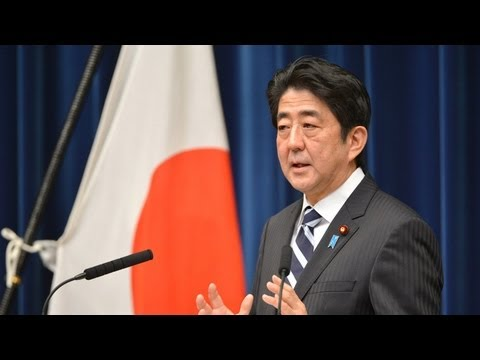 Japan's New Regional Diplomacy (Agenda)