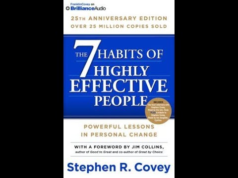 7 habits of highly effective people summary by wajahat Ali Digital