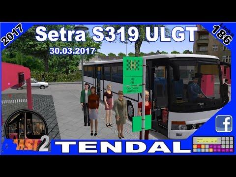 OMSI 2 - TENDAL - Linka: 186 - Pearlbach X Tendal City center