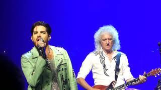 VEGAS#9 Queen+Adam Lambert - Heartbreak Hotel @ Park Theater LV 20180921