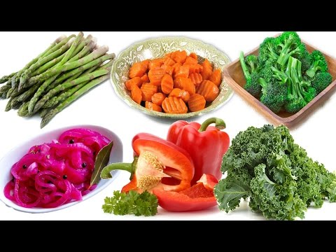 Top 7 Diabetic Vegetable List
