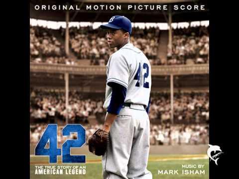 42  Mark Isham  Jackie Robinson