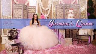 Jasmine Aguirre Quinceañera Highlights