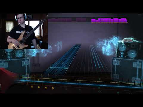 Rocksmith 2014 Burnout Syndromes Hikari Are Bass 99%