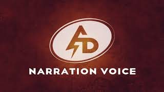 Narration Voice Over DEMO