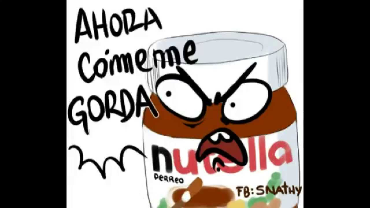 Image result for nutella y gorda