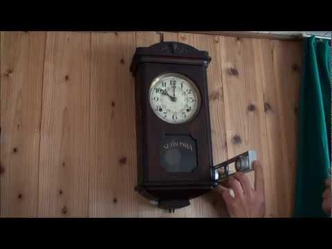 Seikosha Wall Clock Youtube