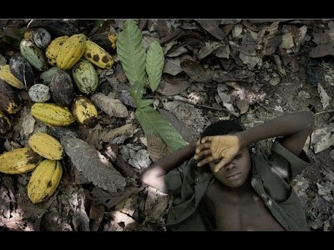 The Dark Side Of Chocolate Documentary - Stop The Modern Day Child Slavery - History Channel HD