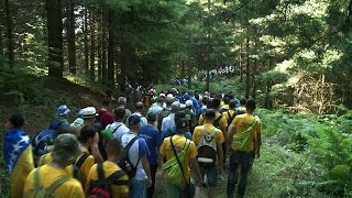 Thousands march to remember Srebrenica victims