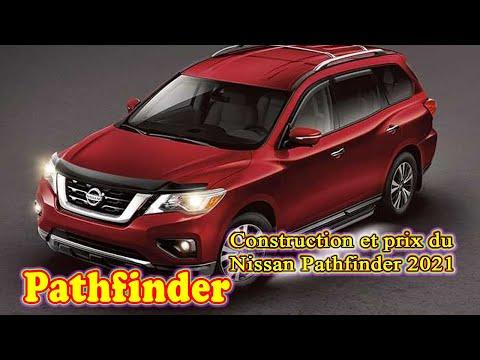 2021 Nissan Pathfinder Towing Capacity   2021 Nissan Pathfinder Canada   2021 Nissan Pathfinder Sv.