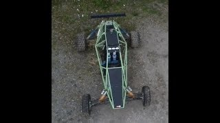 Homemade DIY Crosskart offroad buggy project pics