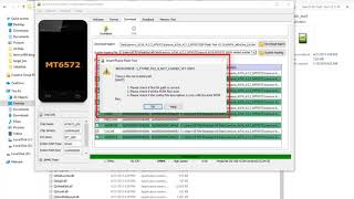 حل جميع مشاكل واخطاء برنامج SP Flash Tool لعمل سوفت وير معالجات Mtk