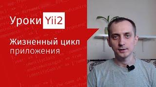 Жизненный цикл приложения на фреймворке Yii2. Урок#10