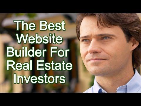 Best Website Builder for Real Estate Investors