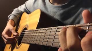 [Thuỳ Chi] Một thời đã xa - guitar