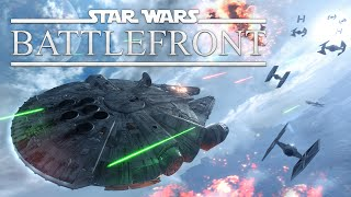 Star Wars: Battlefront - PC Multiplayer Gameplay
