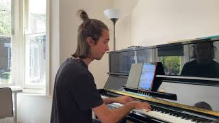 Book 1 - Prelude and Fugue in B minor: Mario Miralles García (BMus 4)