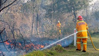 Property safety in doubt as fires ravage NSW