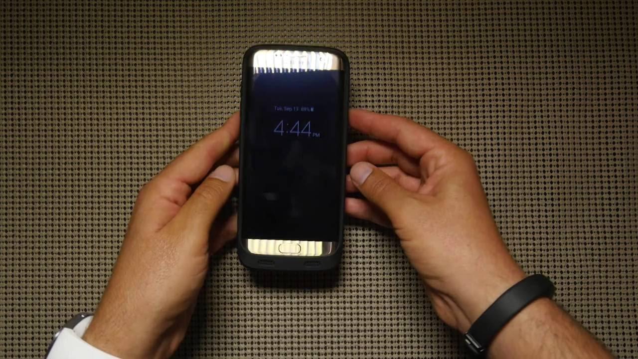 best service 29232 a430d ZeroLemon Galaxy S7 Edge Battery Case