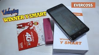 Video Unboxing Dan Review Evercoss Winner Y Smart download MP3, 3GP, MP4, WEBM, AVI, FLV Oktober 2018
