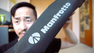 Manfrotto Compact ADVANCED Tripod Review + Video TEST