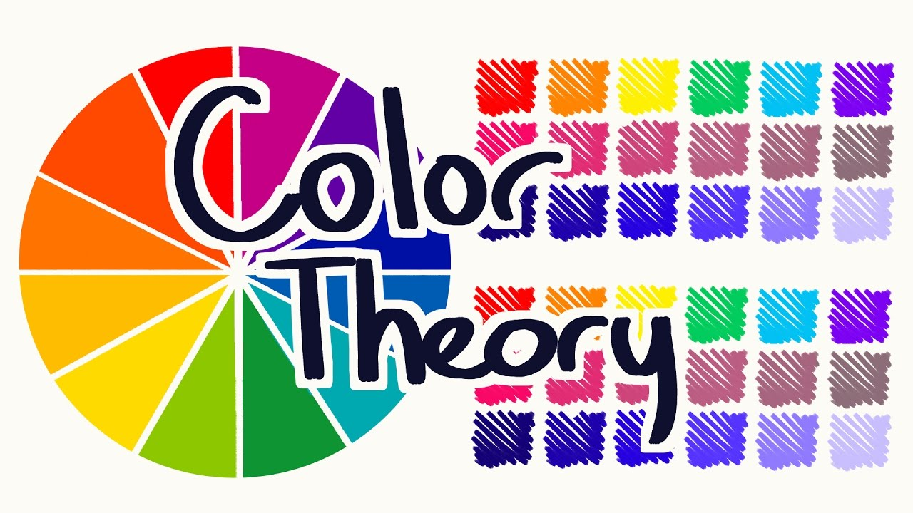 Basics Of Color Theory coloring: color theory basics - youtube