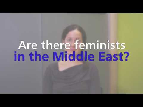 Are there feminists in the Middle East?