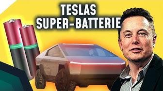Teslas neue Super-Batterie: 1,6 Millionen km mit dem E-Auto! | Breaking Lab