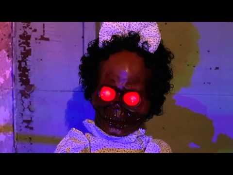 Creepy Sailor Boy & Face Off Baby Doll - Spirit Halloween