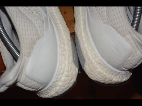 How To Remove Scuffs From A Pair Of Adidas Ultra Boost