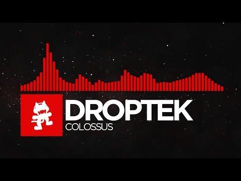 dnb   droptek   colossus monstercat release   youtube