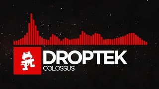 [DnB] - Droptek - Colossus [Monstercat Release] 2017 Video